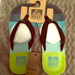 Boys/mens Reef flip flops - NEW!!